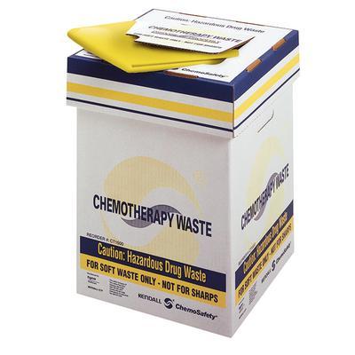 SOFT WASTE CONT CHEMO  6/CA