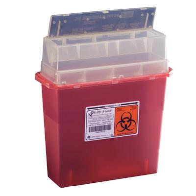 TP SHARPS CONTAINER 5QT CA30