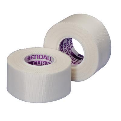 """KENDALL SILK TAPE 1""""X10YD  CA10 BOXES 12ROLLS/BOX"""