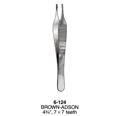 Miltex® Brown-Adson Tissue Forceps