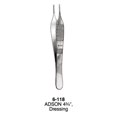 Miltex® Adson Delicate Dressing Forceps