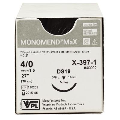 Monomend® Max Sutures