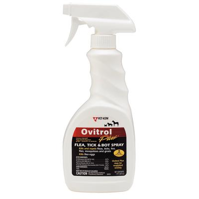 Ovitrol® Plus Flea, Tick and Bot Spray