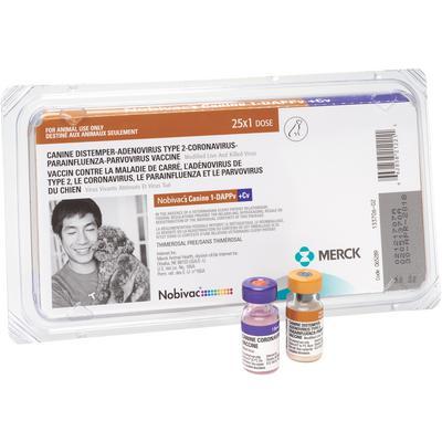 Nobivac® Canine 1-DAPPV + CV