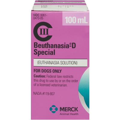 Beuthanasia®-D C IIIN