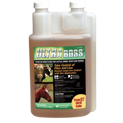 UltraBoss® Pour-On Insecticide