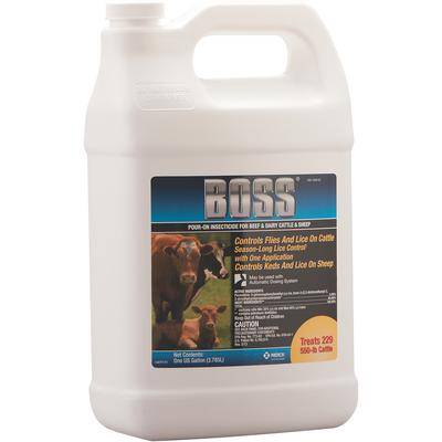 Boss® Pour-On Insecticide