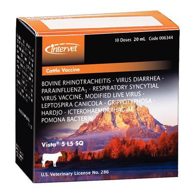 Vista® 5 L5 SQ