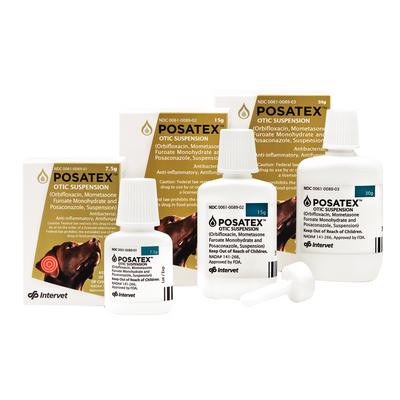 Posatex® Otic Suspension
