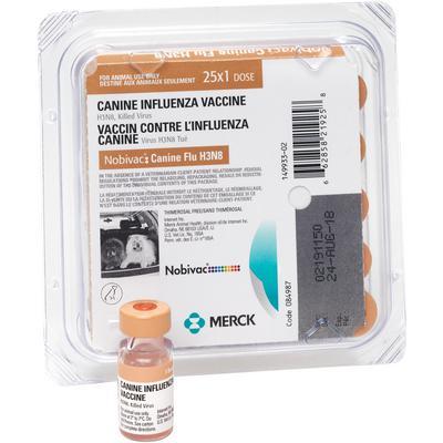 Nobivac® Canine Flu H3N8