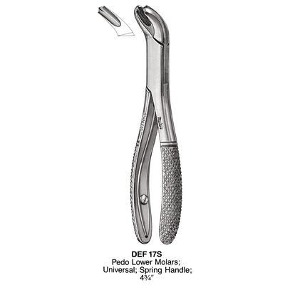 Miltex® Petite Extracting Forceps