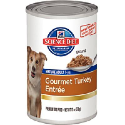 Hill's Canine Mature Adult - Canned