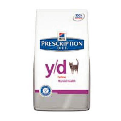 y/d® Feline Thyroid Health