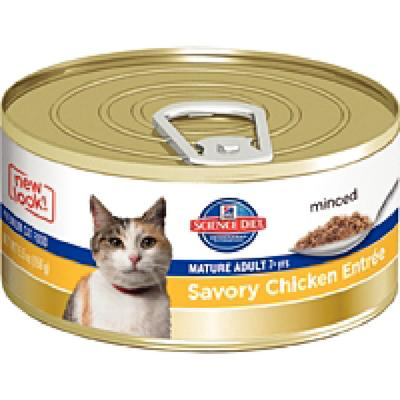 Hill's Feline Active Longevity Canned
