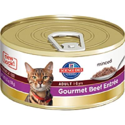 Hill's Feline Optimal Care Canned Food