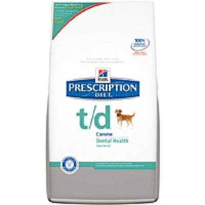 t/d® Canine Dental Health