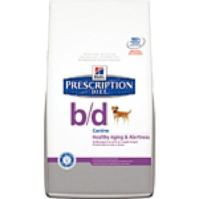 b/d® Canine Aging and Alertness