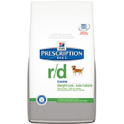 r/d® Canine Weight Loss – Low Calorie