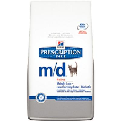 m/d® Feline Weight Loss – Low Carbohydrate-Diabetic