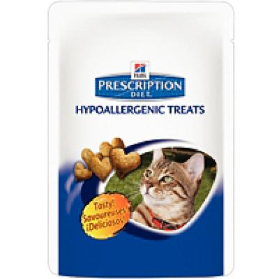 Hypoallergenic Feline Treats