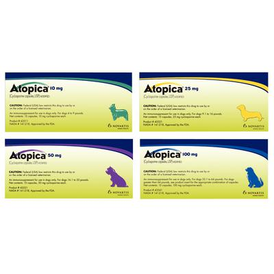 Atopica® Capsules for Dogs