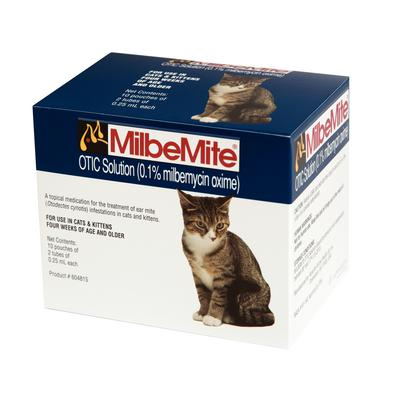 MilbeMite™ Otic Solution