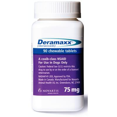 Deramaxx® Chewable Tablets