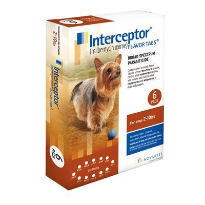 Interceptor® Flavor Tablets