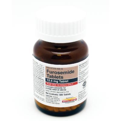Furosemide Tablets (Phoenix)
