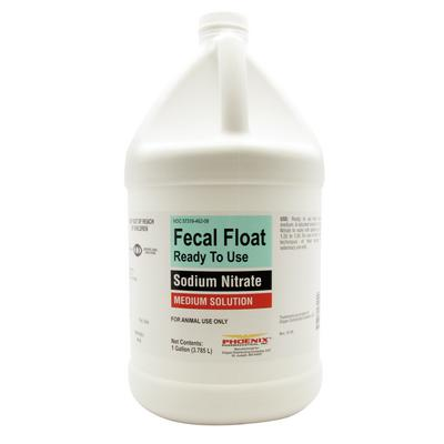 Fecal Float Solution – Ready to Use