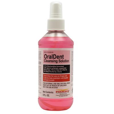 Oraldent Cleansing Solution