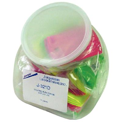 FLEA COMB COLOR JAR 72PK J0321D