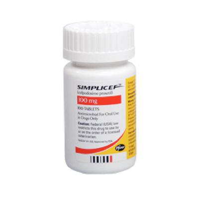 Simplicef™ Tablets
