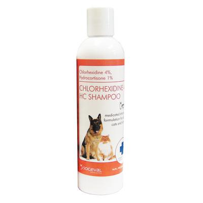 Chlorhexidine 4% HC Shampoo