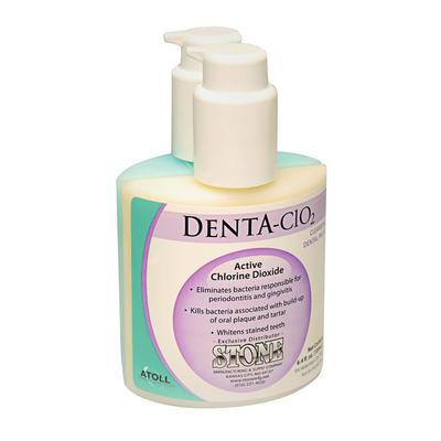DENTA-CIO2 DENTAL PASTE 3.4OZ  CA6