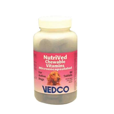 NutriVed™ Chewable Vitamins
