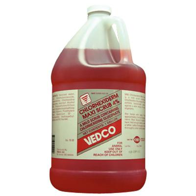 Chlorhexidine Scrub 4%