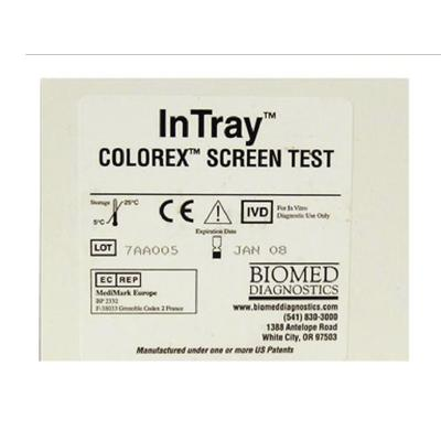 BioMed InTray™ Colorex™ Screen