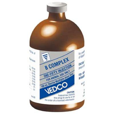 Vitamin B Complex 150 ml (Vedco)