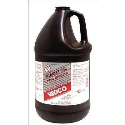 Scarlet Oil