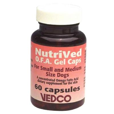 NutriVed™ O.F.A. Gel Caps for Dogs