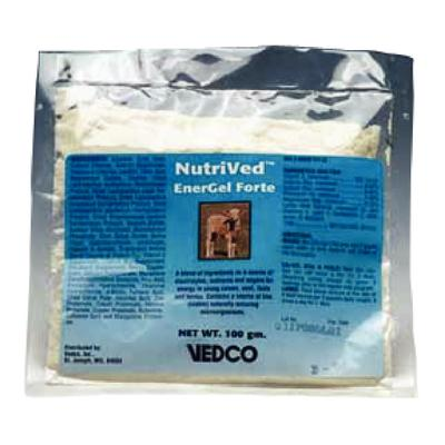 NutriVed™ EnerGel Forte Electrolyte Replacer