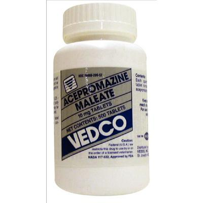 Acepromazine Maleate Tablets (Vedco)