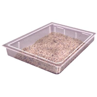 Plastic Disposable/Reusable Litter Pan