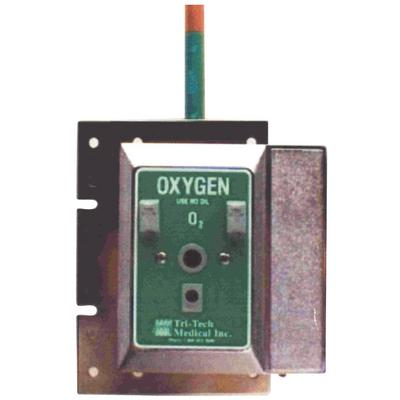 CHEMTRON RECESS FEMALE WALL OUTLET J0537W