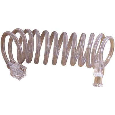 Coiled IV Extension Set