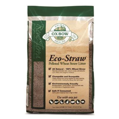 Eco-Straw Litter