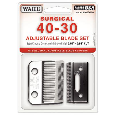 Wahl® #40-30 Adjustable Surgical Blade