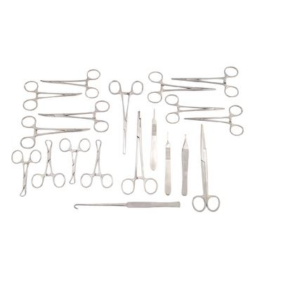 CANINE SPAY PACK (19 INSTRUMENTS) GRADE 1