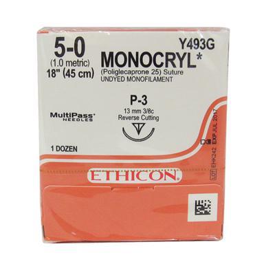 ETHICON™ MONOCRYL® Sutures